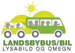 Landsbybus/bil