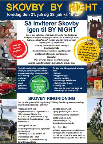 Skovby by Night 2016